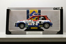 Solido 421180100- 1 18 Renault 5 Turbo Rouge #2 - Neuf
