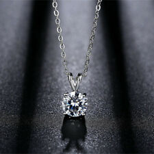 Fashion Crystal Rhinestone Charm Pendant Jewelry Chain Statement Choker Necklace