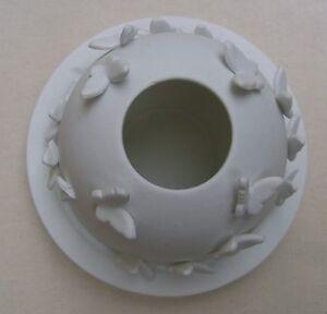 Stylish Bone China Butterfly Tealight  Decoration FREE POST  nature candle NEW