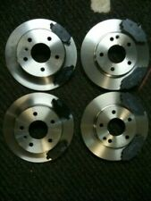 MERCEDES A160 A170 CDi W168 FRONT & REAR BRAKE DISCS & PADS NEW!