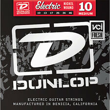 Dunlop Electric Guitar Strings Medium (10 - 46) - Brand New!
