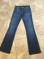 Citizens of Humanity Kelly Boot Cut #001 Size 24 x 32 Women's Stretch Jeans