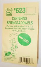 Kadee 623 - Centering Springs & Dowels - New (00/H0)