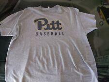 University of Pittsburgh (Pitt) baseball t shirt Xxl