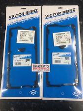 Victor Reinz 15-34088-01 Rocker Cover Gasket X2
