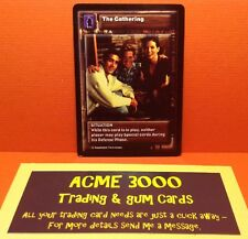 Thunder Castle Games Highlander TV Series Edition CCG - THE GATHERING Promo Card