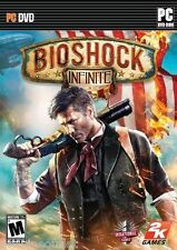 BioShock Infinite for PC XP/VISTA/7 SEALED NEW