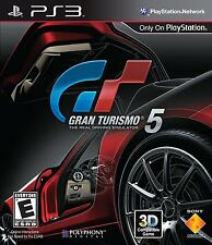 Gran Turismo 5 [PlayStation 3 PS3, Racing Driving Simulation Realism] NEW