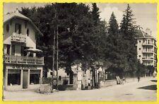 cpsm 38 - VILLARD de LANS Av. de la Chapelle en Vercors HÔTEL du PARC Guichard