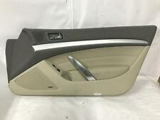 2008 Infiniti G37 Passenger Right Front Interior Door Trim Panel *Free Shipping