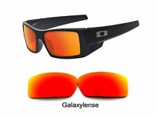 Galaxy Replacement Lenses For Oakley Gascan Sunglasses Prizm Red