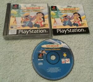 DISNEYS LILO & STITCH TROUBLE IN PARADISE FOR PLAYSTATION 1