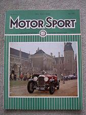 Motor Sport (April 1964) Ginetta G4, Corvette Sting Ray road test, OM, Napier,VW