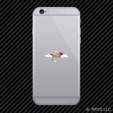 Florida Fly Fishing Cell Phone Sticker Mobile FL fish lure tackle flies