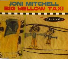 Maxi CD - Joni Mitchell - Big Yellow Taxi - #A3521 - RAR