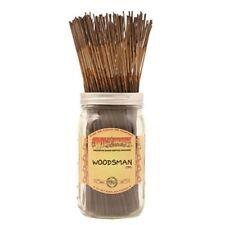 NEW! Wildberry WOODSMAN Incense 10 sticks FREE SHIPPING Citrus amber tobbacco