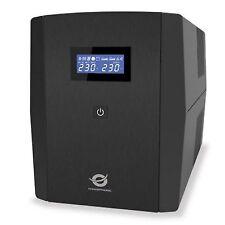 Sai 2200va Conceptronic 1320w Protecion Puerto LAN modem