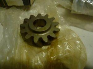 CASE Hydraulic Pump Drive Gear 370962R1