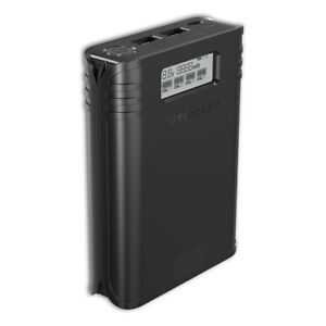 NITECORE F4 4 Slot 18650 Battery Charger & Power Bank