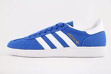 Nuevo Para Hombres Adidas Originals Handball Spezial Tejido Blue Zapatillas 8 AQ4908 especial