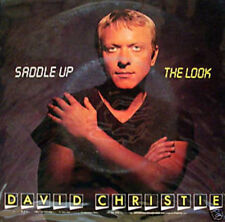 David Christie ‎– Saddle Up / The Look - 45 RPM