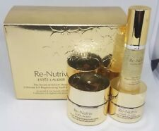 Estee Lauder Re-Nutriv Ultimate Lift Regenerating Youth FACE & EYE CREME & SERUM