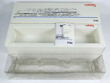 Märklin LEERKARTON 3102 Dampflok BR 53 0001 DRG Borsig Mallet OVP 3302 3502 3602