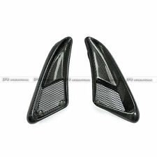 Carbon Fiber Side Vents Air Intake Scoop For Porsche 06-12 Cayman S Boxster S EP