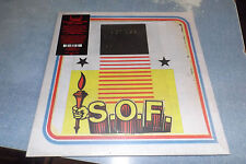 2015 SEALED PUNK LP Soldiers Of Fortune Early Risers  vinyl 1200 pressed