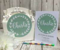 Personalised Childrens Wedding Activity Box & Pack | Wedding Table Favour | Gift