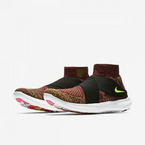 Nike Free RN Motion Flyknit 2017 ComfortTraining Running Shoes 880846 004 Size 7