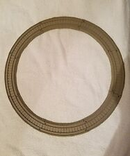 Thomas The Train Track 8 Pcs. Plastic forms a circle.