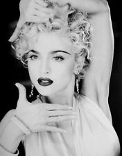 Madonna UNSIGNED photograph - L8693 - Vogue - NEW IMAGE