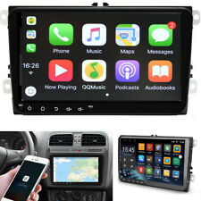 "9"""" Android 8.1 autoradio GPS Navi BT USB SD pour VW Passat Golf Polo Caddy Polo"