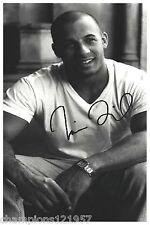 Vin Diesel ++Autogramm++Hollywood Superstar++2