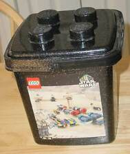 LEGO STAR WARS 7159 PODRACING SET IN A BUCKET - COMPLETE