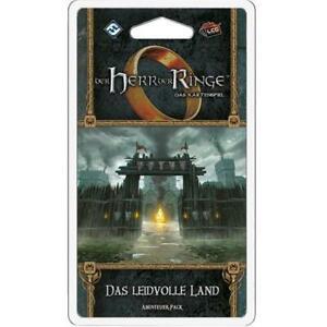 FFGD2830 - Rache-5: Das leidvolle Land - Herr der Ringe: LCG, Kartenspiel, ...