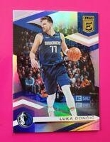 2019-20 Donruss Elite Basketball LUKA DONCIC (Dallas Mavericks) *MINT 2nd YEAR*
