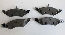 NEW Genuine Ford Front Disc Brake Pads Brake Pad Set of 2