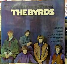 THE BYRDS - Turn! Turn! Turn! LP 1966 UK CBS (SBPG 62652, Stereo)