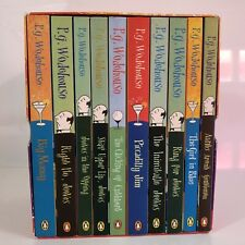 PG Wodehouse Collection of 10 Books Stiff Upper Lip, Ho Jeeves, Big Money