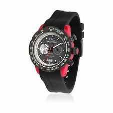 Relojes de pulsera fechas de resina, acero inoxidable