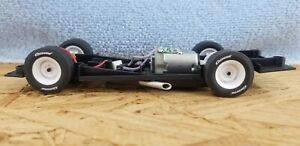 Carrera Plymouth Roadrunner 1/32 slot car chassis #4