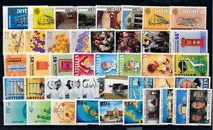 [G28100] Netherlands Antilles : Good Lot of Very Fine MNH Stamps