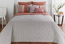 Geometric Asian/Oriental Decorative Bedspreads