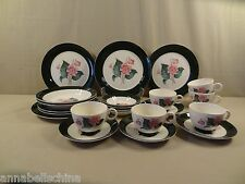 "Vintage Taylor, Smith & Taylor China ""TST198"" Mixed Lot"
