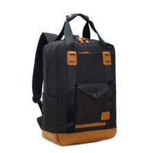 Zaino backpack tela colore nero