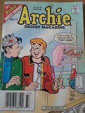 Archie Digest Magazine, No. 177, February, 2001