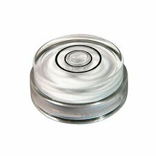 Empire BULLSEYE LEVEL For Refrigerators, Washers & Dryers, Clear Vial *USA Brand