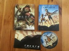 ARTBOOK SOUNDTRACK POSTER from RECORE LIMITED EDITION PC PS4 XBOX ONE ART BOOK